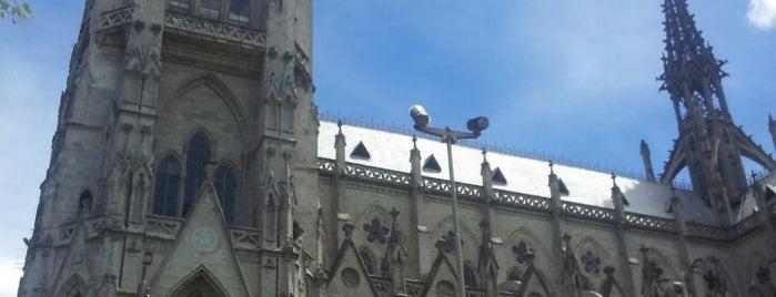 La Basílica Del Voto Nacional is one of Things To Do In Ecuador.