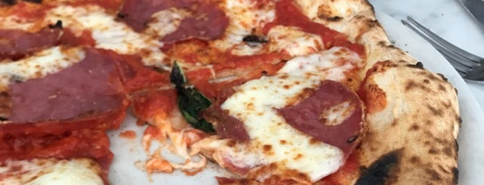 Stanzione Pizza Napoletana is one of Miami.