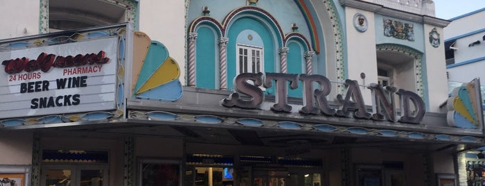 The Strand Theater (formerly The Copa) is one of Key West, FL.