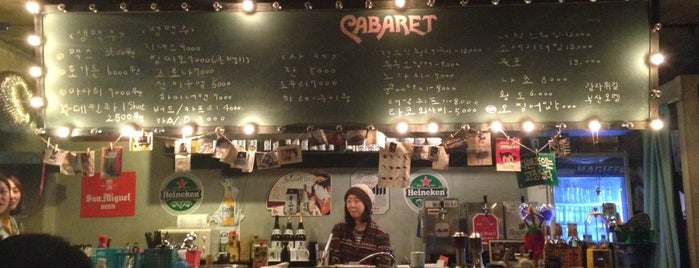 Industrial Cabaret is one of 강의 북쪽엔.