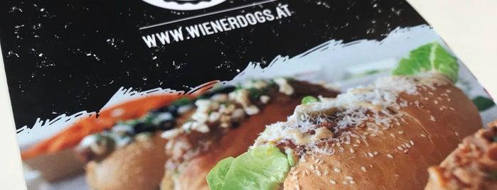 Wiener Dogs is one of Interessante Imbisse.