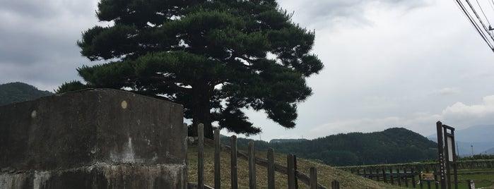 平出一里塚 is one of 201405_中山道.