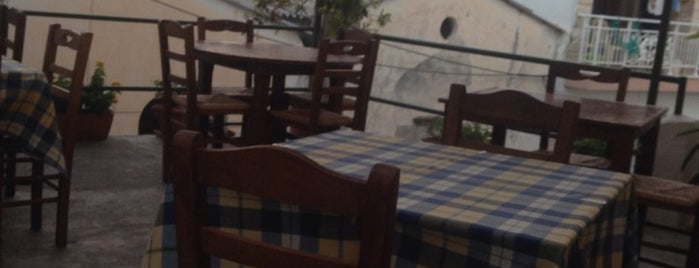Taverna Antonis is one of Try.