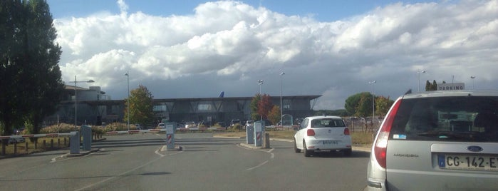 Poitiers-Biard Airport (PIS) is one of Guide to Poitiers's best spots.