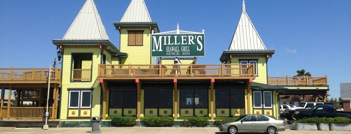 millers seawall grill is one of the 15 best places for breakfast food in galveston