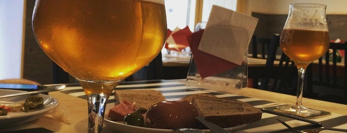 Illegal Beer is one of The 15 Best Places for a Craft Beer in Prague.