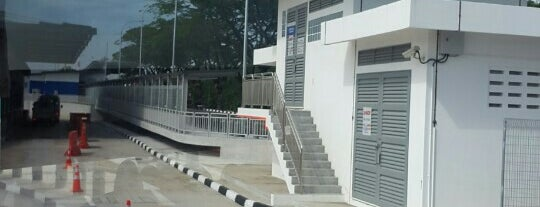 Jurong Island Checkpoint is one of OFFICE VOL.2.