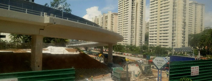 Toa Payoh North Flyover is one of Non Standard Roads in Singapore.