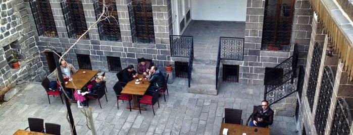 Diyarbakır Evi is one of Diyarbakir.