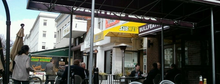 Bullfeathers is one of My places.