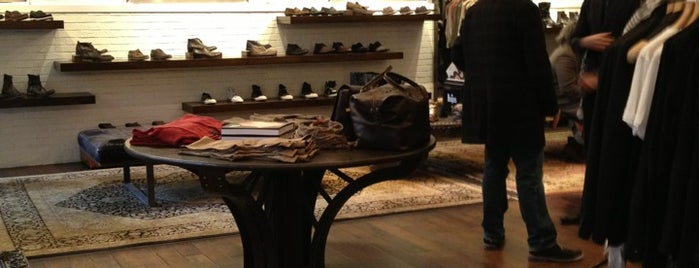 John Varvatos SoHo is one of Guide to New York's best spots.