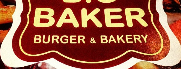 Big Baker is one of Ankara Gourmet #1.