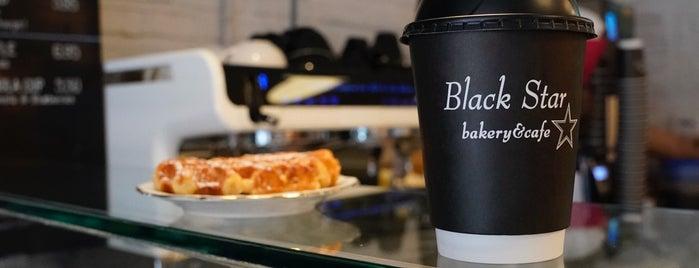 Black Star Bakery is one of New restaurant.