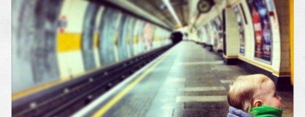 Gants Hill London Underground Station is one of Tube Challenge.