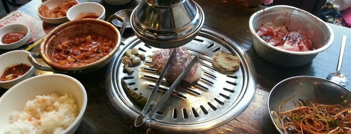 New Maul Restaurant is one of 韓国旅.
