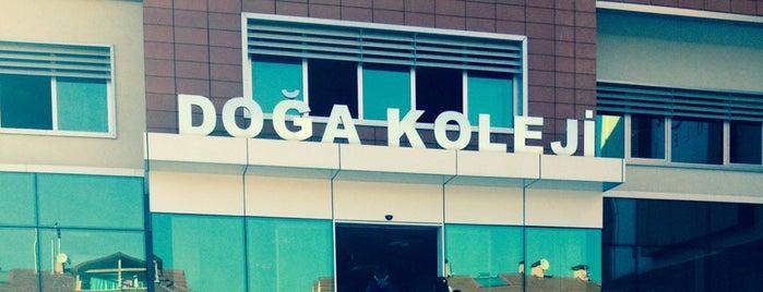 Doğa Koleji is one of Locais curtidos por Erkan.