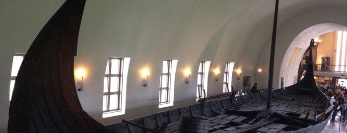 Vikingskipshuset is one of Museen.