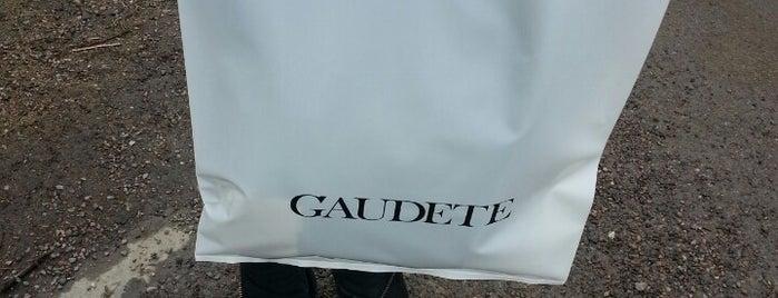 Gaudete is one of Helsinki.