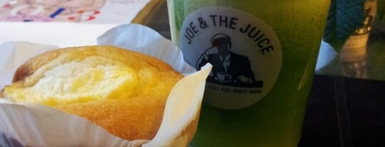 JOE & THE JUICE is one of Mein liebling HH.