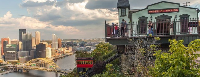 Duquesne Incline is one of Budget Friendly Attractions in PA.