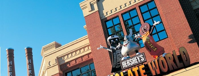 Hershey's Chocolate World is one of Budget Friendly Attractions in PA.