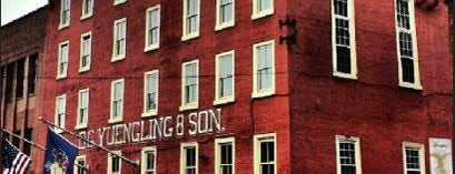 Yuengling Beer Company is one of Budget Friendly Attractions in PA.