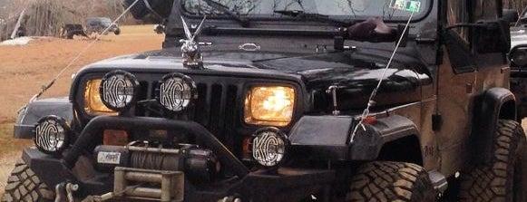 Bantam Jeep Heritage Festival is one of Pennsylvania's Automotive History.