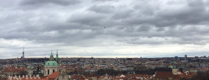 Prague Castle View Point is one of Go Ahead, Be A Tourist.