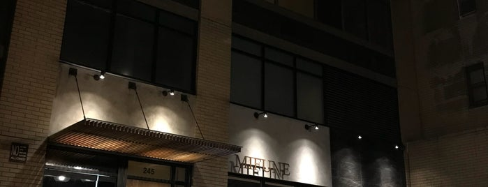 Mifune is one of Manhattan To-Do's (Above 34th Street).