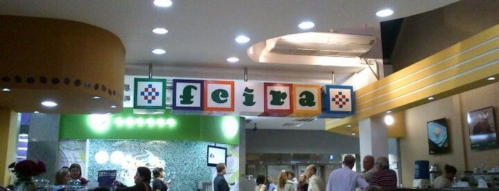 Feira - Restaurante e Cafeteria is one of Pelotas.