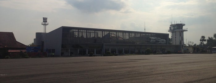 Radin Inten II Airport (TKG) is one of Indonesia's Airport - 1st List..