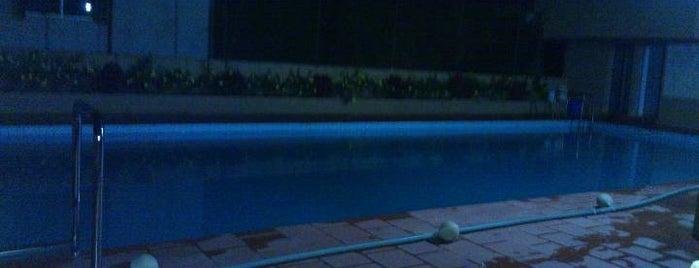 Swimming Pool @ RDS Nedungadan Residency is one of Kerala.