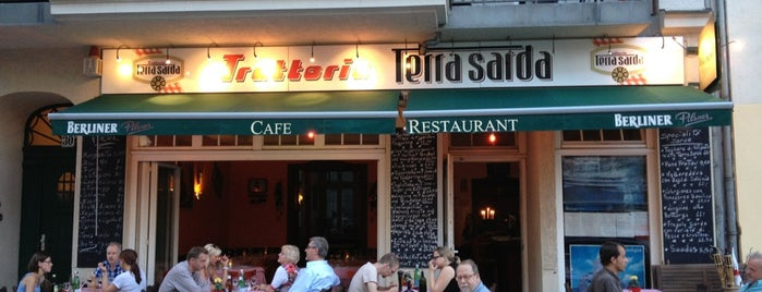 Terra Sarda is one of Prenzlauer Berg.