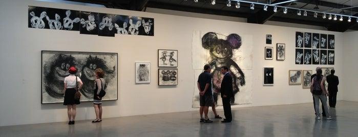 Santa Monica Museum of Art is one of Los angeles.