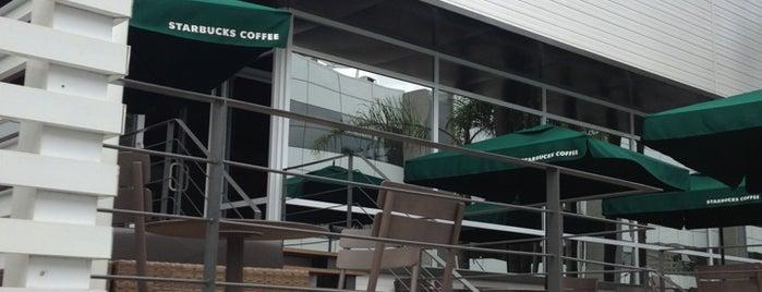 Starbucks is one of São Paulo - SP.