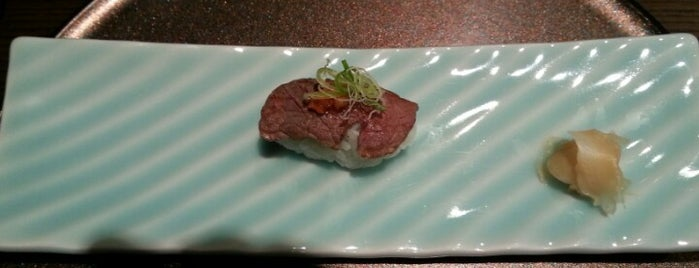 Sushi of Shiori is one of Eat London 2.