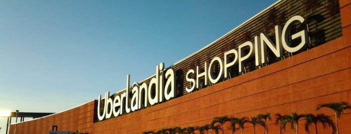 Uberlândia Shopping is one of MAYORSHIPS.