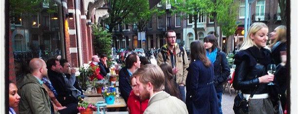 Café Bosco is one of MY AMSTERDAM // LUNCH // BRUNCH.