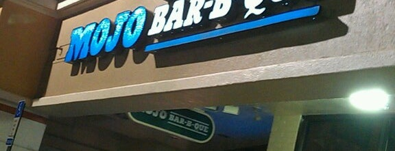 MOJO Bar B Que, A Southern Blues Kitchen is one of Jacksonville.