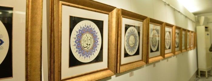 Beyoğlu Sanat Galerisi is one of Art Galeries & Exhbitions in Istanbul.