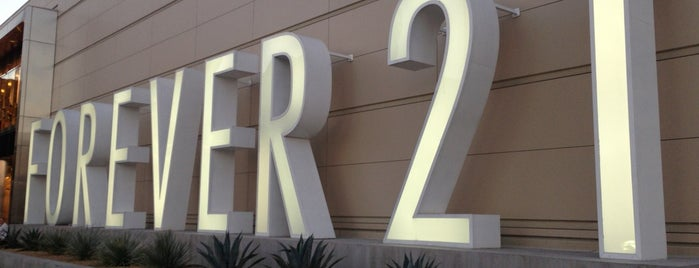 Forever 21 is one of Las Vegas.