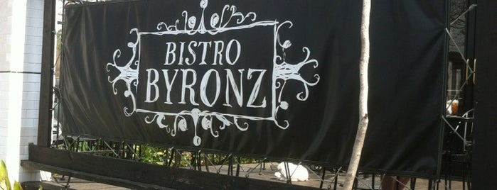 Bistro Byronz is one of The 15 Best Places for Mac & Cheese in Baton Rouge.