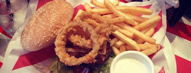 T.G.I. Friday's is one of Restaurants.