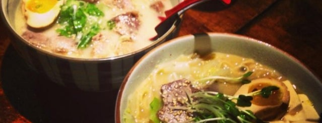 Tajima Ramen House is one of Eateries to Try.