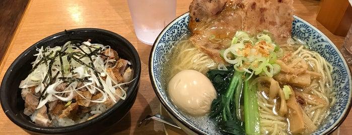 麺屋 空海 センター北店 is one of ramen.