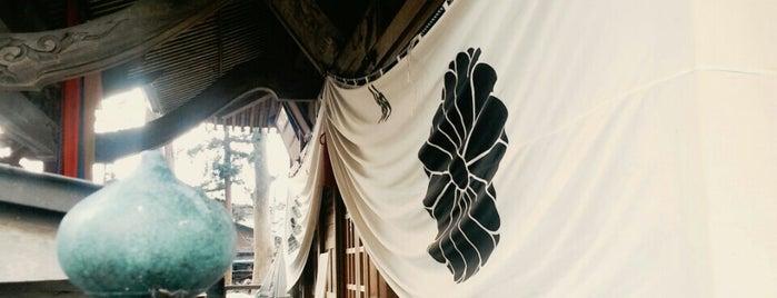 大宮神社 is one of Shinto shrine in Morioka.
