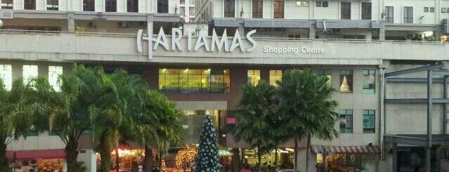Hartamas Shopping Centre is one of Shopping Mall..