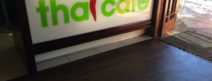 Thai Cafe is one of Todo.