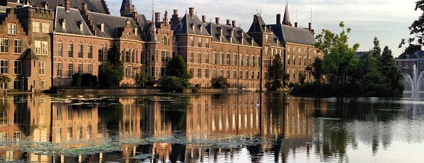 Hofvijver is one of Guide to The Hague's best spots.