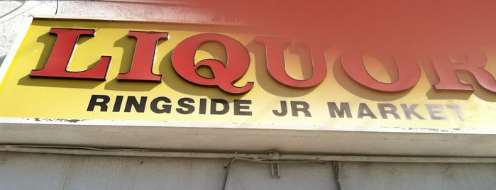 Ringside Liquor is one of Los Angeles.